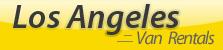 Los Angeles Van Rentals Logo