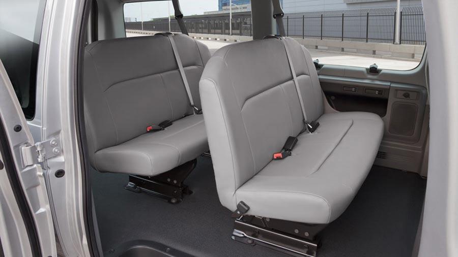 12 Passenger Van Rental Los Angeles Van Rental